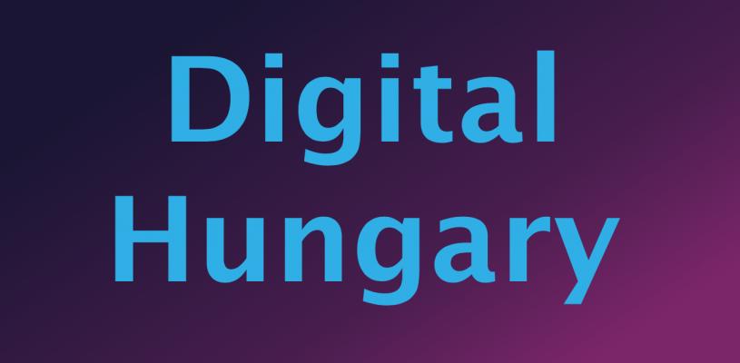Digital Hungary - Az Evolution, a Média Hungary, az Internet Hungary, és a Mobile Hungary konferenciák háttérmagazinja